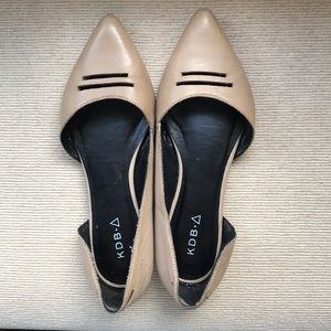 Kelsi Dagger Brooklyn Nuovo Leather flats